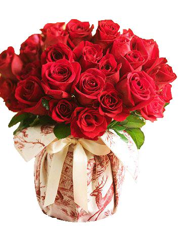 Bouquet éclatant